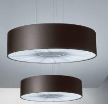 Подвесной светильник Axo Light Skin SP SKI 100 Marrone / bianco SPSKI100E27MABC