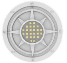 Встраиваемый светильник AveLight AVDK-023