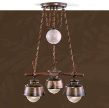 Подвесной светильник Lustrarte Nautica Amarras 308/3.89 77