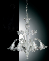Люстра Vetri Lamp 1015/6 Cristallo