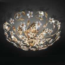 Потолочный светильник Renzo Del Ventisette «Fascino> PL 13723/6 D60 MS DEC. 055