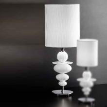 Настольная лампа Sylcom Igloo 2061 K BL + TOP 2061 BIA