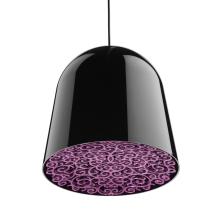 Подвесной светильник Flos Can Can Black_violet F1554030