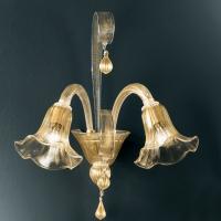Бра Vetri Lamp 908/A2 Oro 24Kt