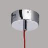 Подвесной светильник RegenBogen Life Котбус 8 492014801