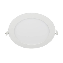 Встраиваемый светодиодный светильник (UL-00003382) Volpe ULP-Q203 R225-18W/DW White