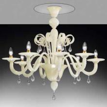 Потолочная люстра Vetri Lamp 911/8PL Ivory