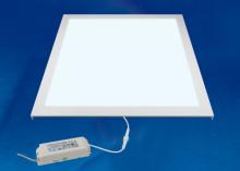 Потолочный светодиодный светильник (UL-00004127) Uniel ULP-6060 40W/6500K IP54 CLIP-IN WHITE