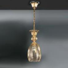 Подвесной светильник Vetri Lamp 1034/17 Oro 24 Kt.