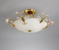 Потолочный светильник Kolarz Cornaro 0118.54.3.SsT
