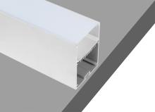 Накладной/подвесной алюминиевый профиль Donolux DL18516RAL9003
