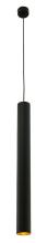 Подвесной светодиодный светильник Crystal Lux CLT 037C600 BL-G0