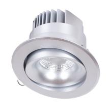 Встраиваемый светильник Donolux DL18465/01WW-Silver R