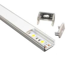 Профиль для светодиодной ленты Avelight 2М 16х6мм AV-SP261