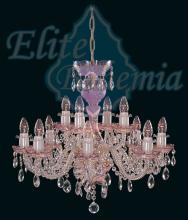 Люстра Elite Bohemia Bohemian decorated classic L 504/12/37