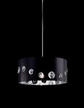 Подвесной светильник Effusionidiluce Scrim Black 5100.2211