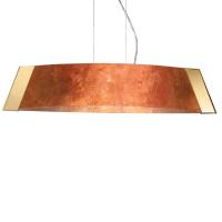 Подвесной светильник Kolarz Austrolux Barca 2295.31S.3.Cu