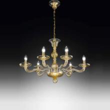 Люстра Vetri Lamp 1171/6 Oro 24 Kt.