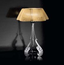 Настольная лампа IDL Fiore 9032/1L ambra