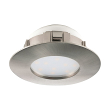 Встраиваемый светодиодный светильник Eglo Pineda 95819