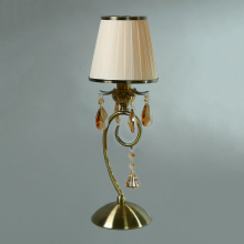Настольная лампа Brizzi MA 02244T/001 Bronze