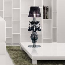 Настольная лампа Masiero Classica Milord TL1 VV Black / ORG/12/BK