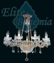 Люстра Elite Bohemia Royal crystal L 685/9+2/01