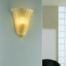 Настенный светильник Vistosi Gloria AP E27 SE/OR BC
