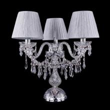 Настольная лампа Bohemia Ivele 1403L/3/141-39/Ni/SH6-160