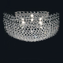Настенно-потолочный светильник Renzo Del Ventisette Shine PL 14218/6 SWA DEC. CROMO
