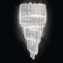 Подвесной светильник Renzo Del Ventisette A 14374/3 DEC. CROMO