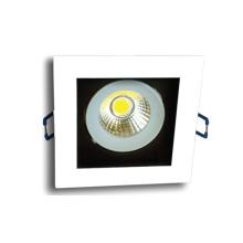 Встраиваемый светодиодный светильник Horoz 8W 2700К белый 016-023-0008 (HL6721L)