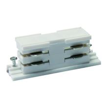 Соединитель для шинопроводов прямой внутренний (09743) Uniel UBX-A11 Silver