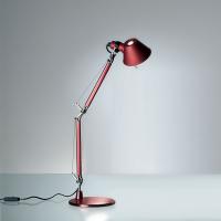 Настольная лампа Artemide Tolomeo micro red A011810