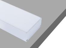Накладной алюминиевый профиль Donolux DL18513Alu