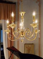 Люстра Kolarz Palladio 0224.85.3.T