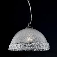 Подвесной светильник Vetri Lamp 1158/32 Cristallo/Cristallo