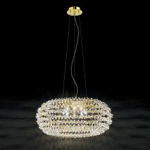 Подвесной светильник Renzo Del Ventisette Shine L 14287/60 SW OZ DEC. ORO