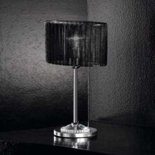 Настольная лампа IDL Fashion 9027/2L Chrome Black
