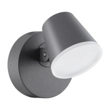 Уличный настенный светодиодный светильник Novotech Kaimas 357830
