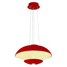 Подвесной светодиодный светильник Horoz Vista красный 019-007-0024