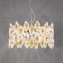 Подвесной светильник IDL Sofia 488/6 Light gold+GoldMurano
