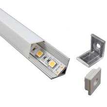 Профиль для светодиодной ленты Avelight 2М 16х16мм AV-SP281