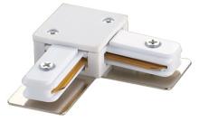 Соединитель для шинопроводов L-образный (10576) Volpe UBX-Q121 K21 WHITE