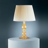 Настольная лампа Vetri Lamp 95 Ambra/Oro 24 kt.