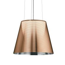 Подвесной светильник Flos Ktribe S3 Aluminized bronze F6258046