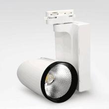 Трековый светильник Elvan PJ037-50W-4000K-WH