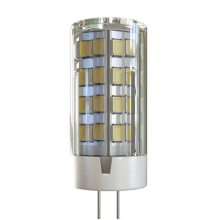 Лампа светодиодная G4 5W 2800К прозрачная VG9-K1G4warm5W 7032
