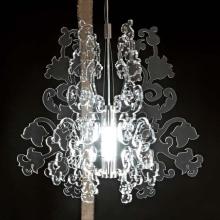 Подвесной светильник Terzani Anastacha M70S H4 D3