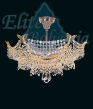 Потолочная люстра Elite Bohemia Ceiling mounts L 702/6/05